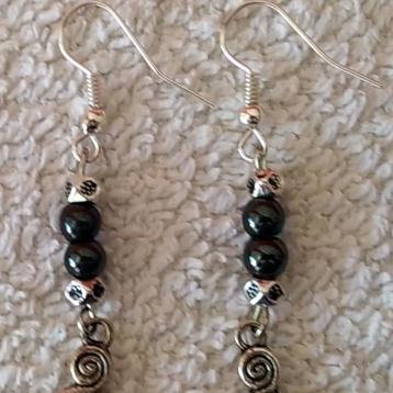 boucles o 2 perles